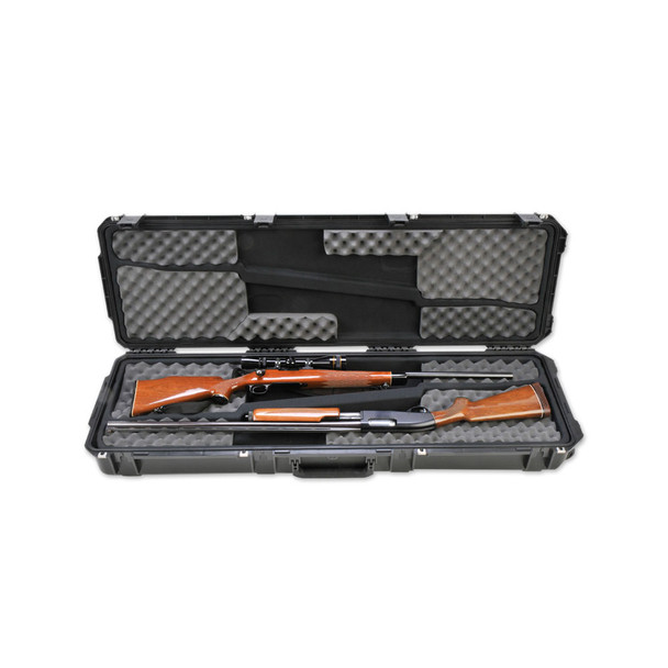 SKB iSeries Double Rifle Case (3I-5014-DR)