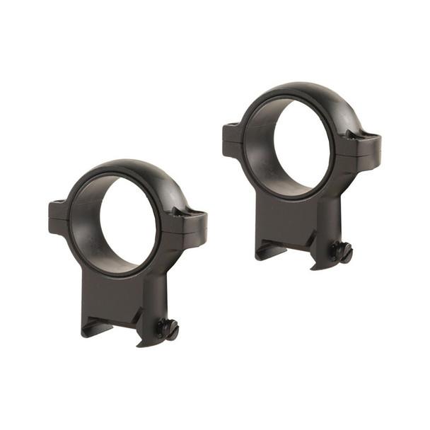 BURRIS Signature Zee Weaver-Style 30mm Extra High Matte Black Rings (420585)