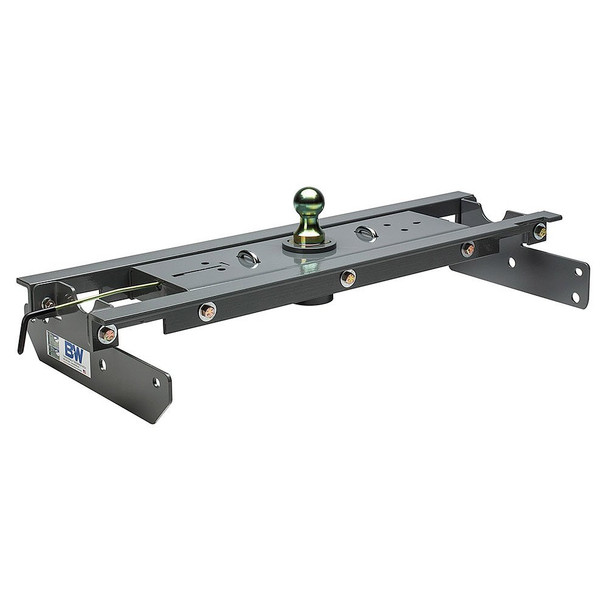B&W Turnoverball 2016-2018 Chevrolet and GMC 2500 and 3500 Trucks Gooseneck Hitch (GNRK1016)