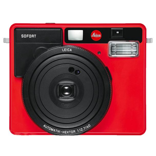 LEICA Sofort Red Instant Film Camera (19160)