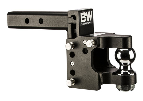 B&W Tow & Stow Pintle 2-5/16in Ball Hitch (TS20056)