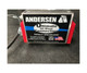 ANDERSEN Ultimate Connection Kingpin Coupler with Ball-Funnel (3246)