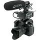 AZDEN SGM-250CX Compact Shotgun Microphone (SGM-250CX)