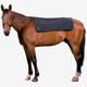 BACK ON TRACK Black 3ft x 3ft Horse Back Pad (21000000)