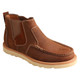 TWISTED X Mens Casual Oiled Saddle Shoe (MCA0013)