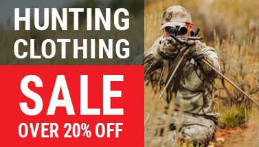hunting gear on sale