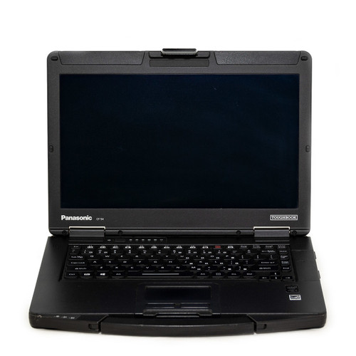Scratch and Dent Toughbook CF-54 front view