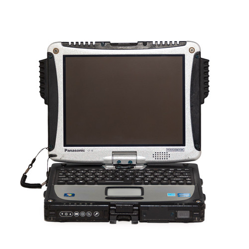 Scratch and Dent Toughbook CF-19 MK5 - front