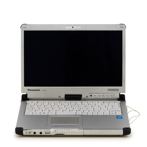 Scratch and dent Toughbook CF-C2 MK2 front