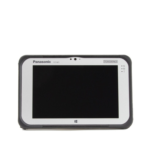 Panasonic Toughpad FZ-M1 facing front