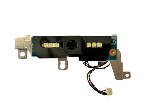 Front of Panasonic Toughbook CF-19 MK7 webcam