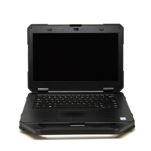 Dell Latitude 14 Rugged 5414 front facing
