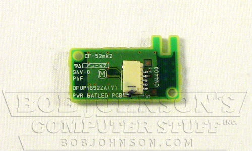 Panasonic Toughbook CF-52 Power & Battery LED Board