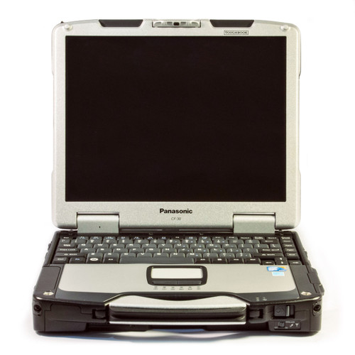 Refurbished Panasonic Toughbook CF-30 front
