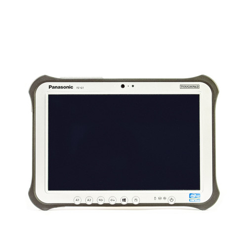 Refurbished Panasonic Toughpad FZ-G1 front