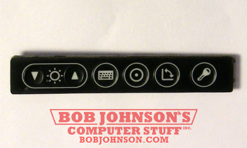 Panasonic Toughbook CF-18 Front Bezel Buttons