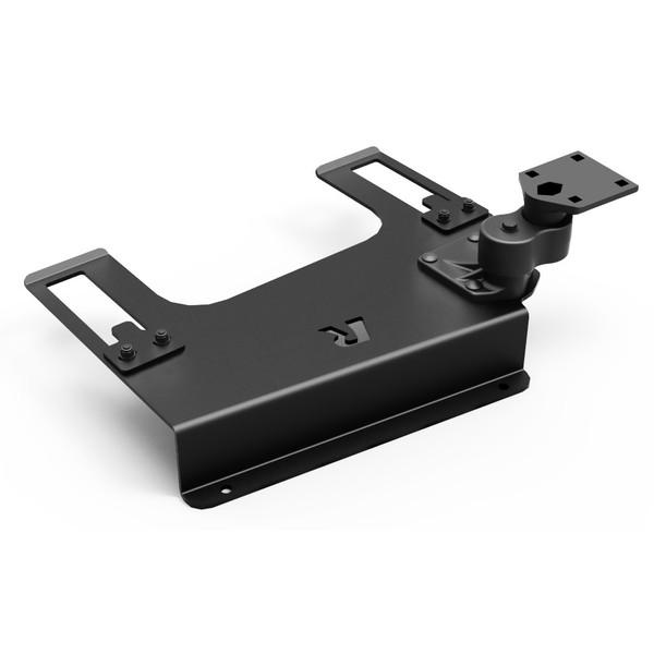 No-Drill™ Laptop Base for the Chevrolet Silverado 1500/2500/3500, Suburban, Tahoe, GMC Sierra 1500/2500/3500 Part# RAM-VB-193
