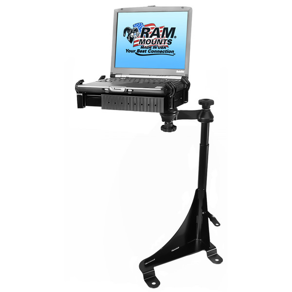 RAM Mount vehicle mounting kit for Chevy and GMC vans