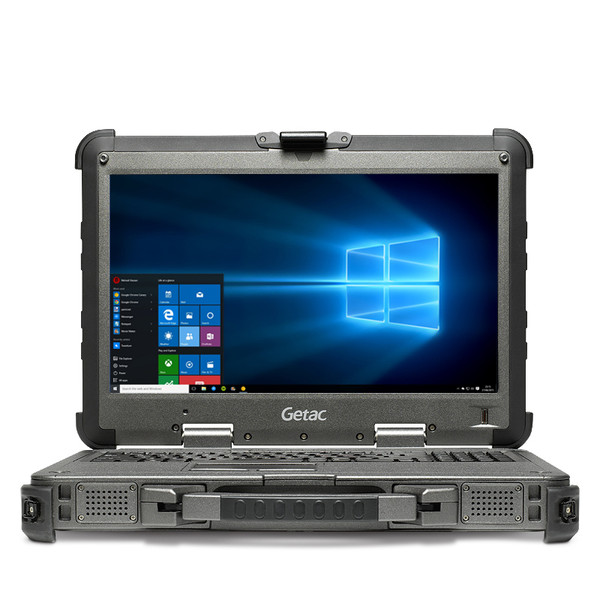 Getac X500 front view