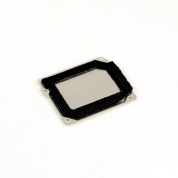 Keyboard shield plate