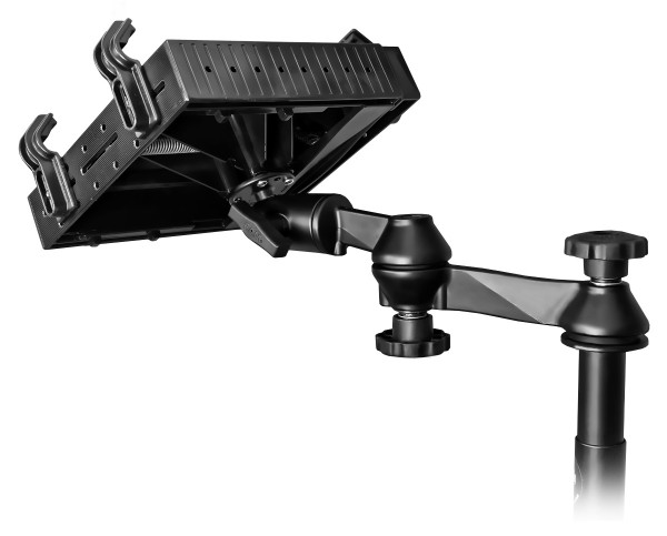 No-Drill™ Laptop Mount for the '19-'21 Dodge RAM 1500-5500 (5th Gen)