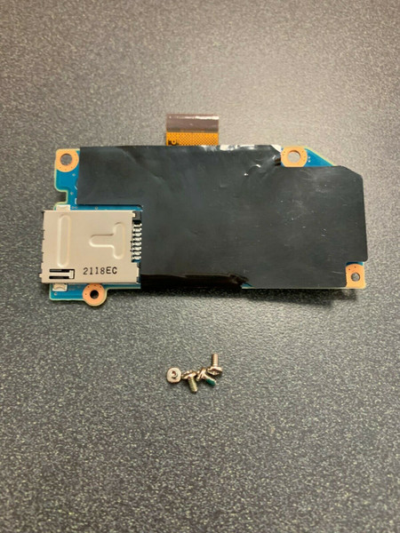 Back view of Panasonic Toughbook CF-H2 WWAN, SIM Board