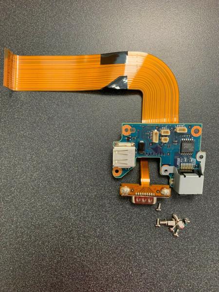 Panasonic Toughbook CF-H2 MK1 Serial Port, USB, NIC, and Camera Board