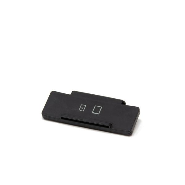 Getac PCMCIA and SD Card Door compatible with the Getac V100/ V200/ V200X