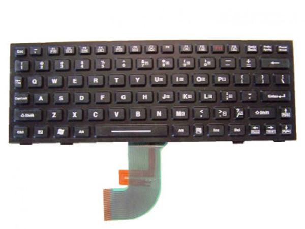Panasonic Toughbook CF-19 and CF-18 Backlit Rubber Keyboard