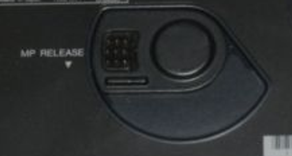 Panasonic Toughbook CF-28 Media Release Switch