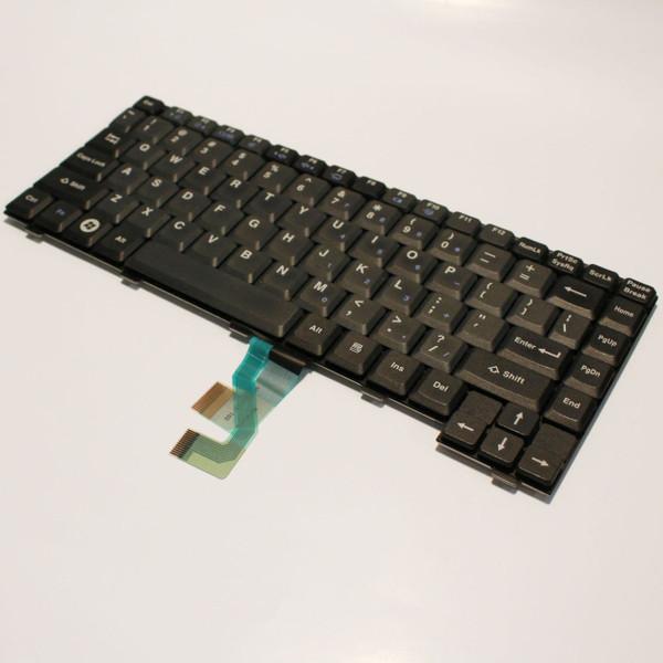 Toughbook CF-30 keyboard (top)