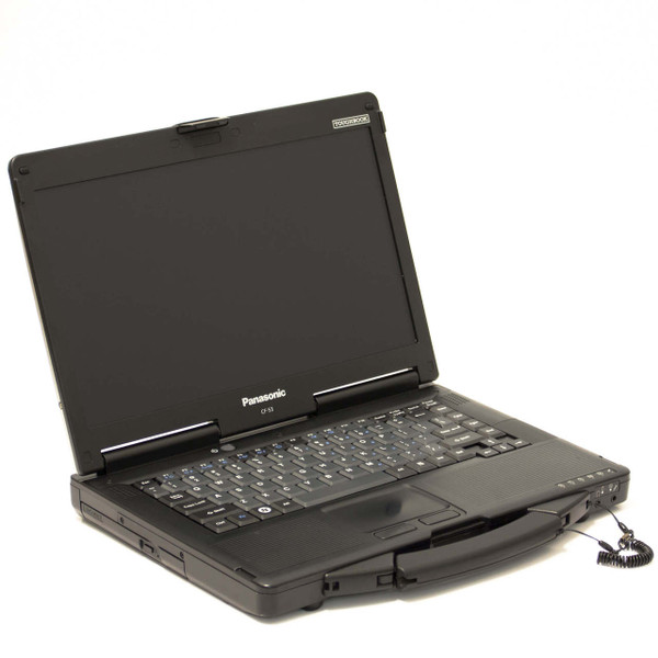 Toughbook CF-53 facing right