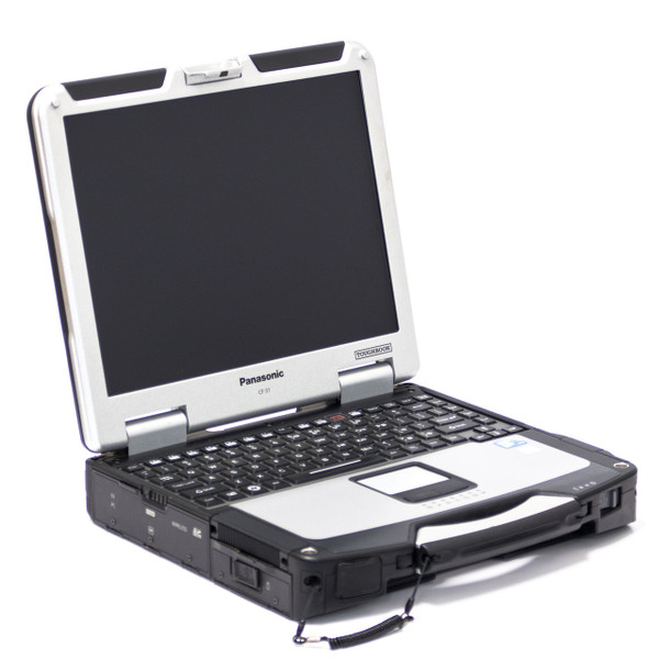 Toughbook CF-31 MK4 left side