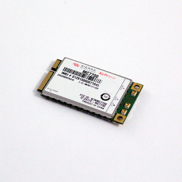 Sierra Wireless MC7700 data card for AT&T mobile broadband networks
