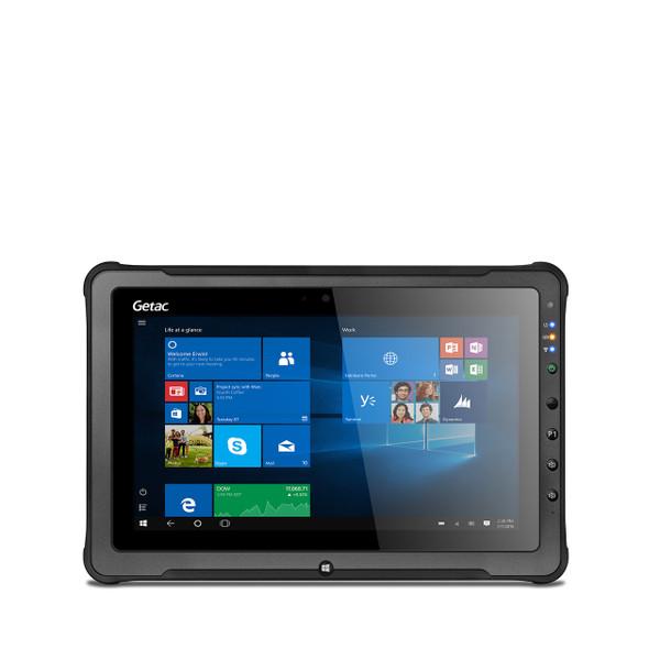 Getac F110 tablet front