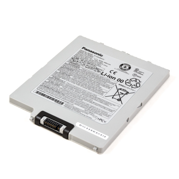 Toughpad FZ-G1 OEM battery label side