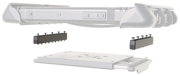 RAM Half-inch Stand Off Risers for Tab-Tite, Tab-Lock and GDS Docks