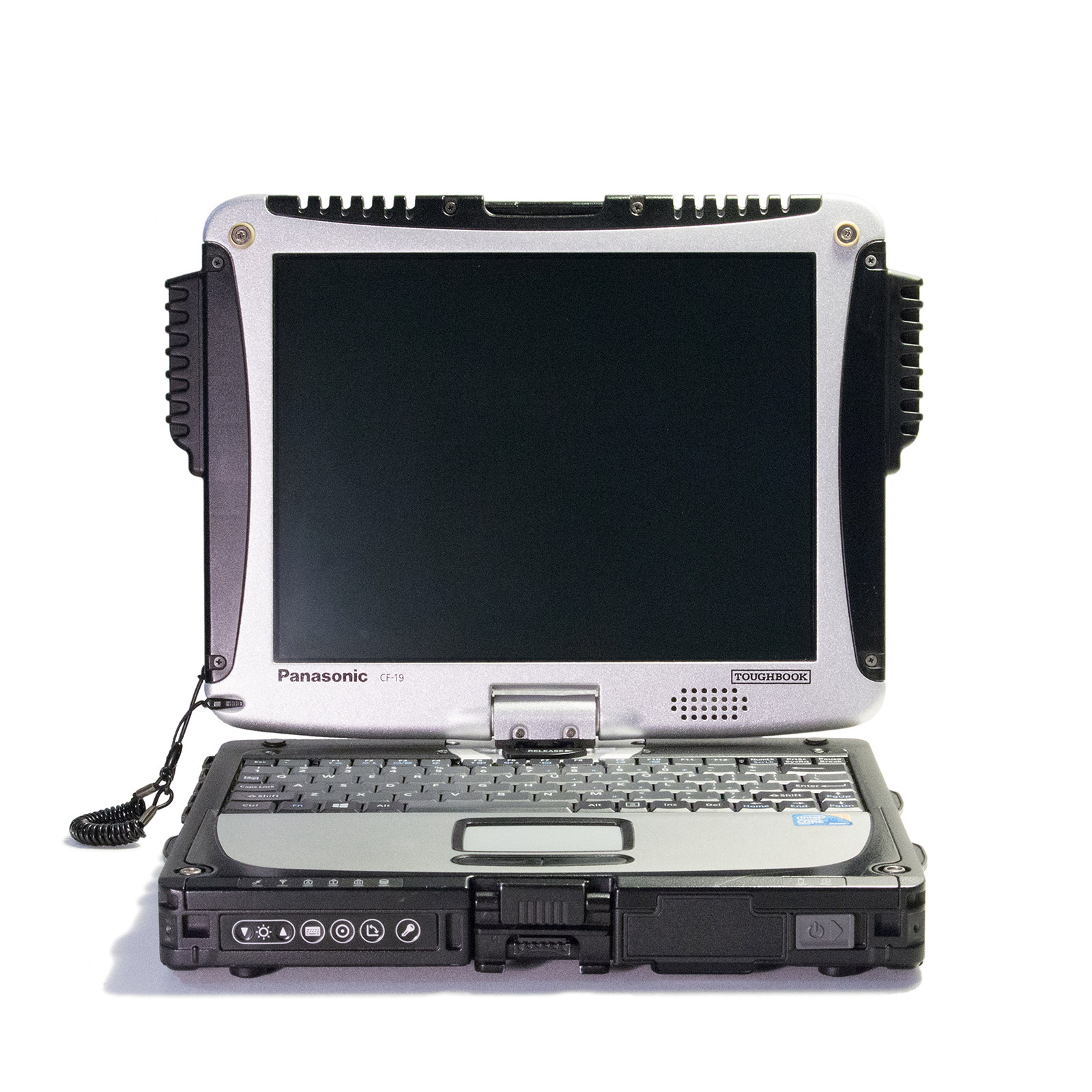Toughbook CF-19 MK4 Intel Core i5 U540 1.20GHz - Bob Johnson\u0027s