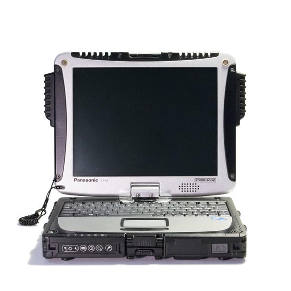 Toughbook CF-19 MK4 Intel Core i5 U540 1.20GHz - Bob Johnson\u0027s