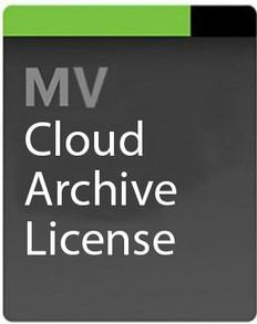 Meraki MV 180 Day Cloud Archive License, 1 Year