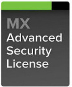 Meraki MX100 Advanced Security License, 5 Years