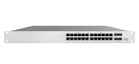 Meraki MS120-24 1G L2 Cloud Managed 24x GigE Switch