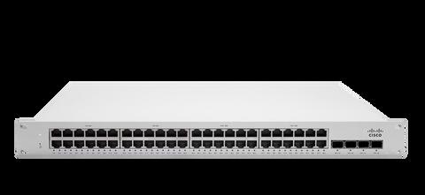Meraki MS225-48FP L2 Stackable Cloud Managed 48x GigE 740W PoE Switch