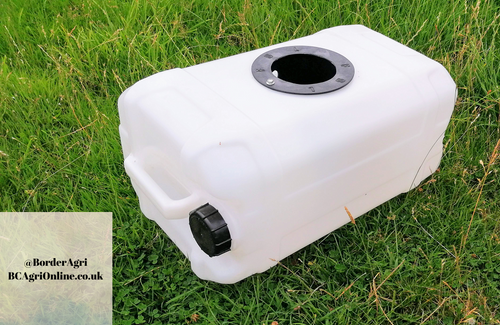 25 Litre Adapt O Ball Feeder. To feed molasses/ liquid feed to sheep. Ball feeder. lick ball feeder.