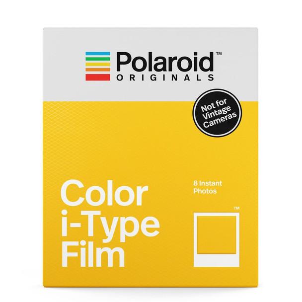 Polaroid Originals Instant Film Color Film for I-TYPE (4668)