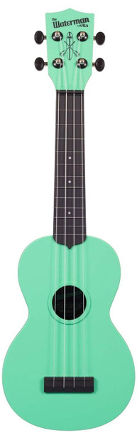 Kala Waterman Soprano Ukulele Sea Foam Green