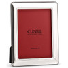 Engravable 'Siena' 8x10 Non-Tarnish Sterling Silver Picture Frame