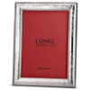 Engravable 'Vintage'  8x10 Non-Tarnish Sterling Silver Picture Frame