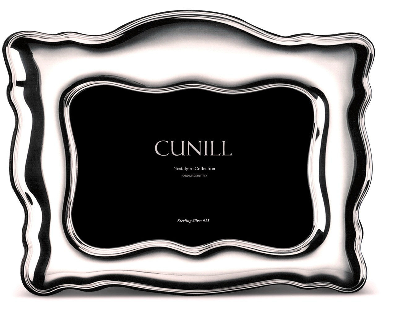 Cunill Ovale 5X7 Sterling Frame