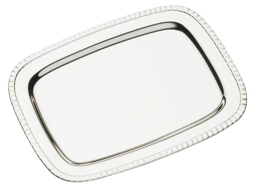 CUNILL Silverplate 5x7 Waves Tray